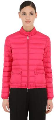 Moncler Lans Longue Saison Nylon Down Jacket