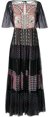 Temperley London Bourgeois long dress