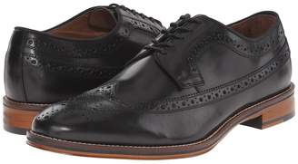Johnston & Murphy Conard Causal Dress Wingtip Oxford Men's Lace Up Wing Tip Shoes