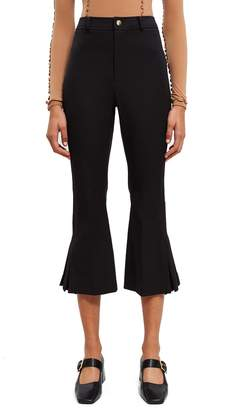 Opening Ceremony Inverted Box Pleat Pant