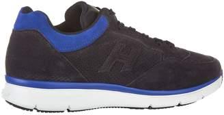Hogan Men's Shoes Suede Trainers Sneakers h3d forato US Size HXM2540T7804VA234L