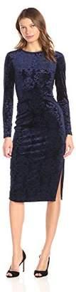 Buffalo David Bitton Women's Back-Off-Dress