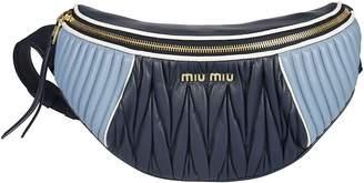 Miu Miu Quilted Belt Bag