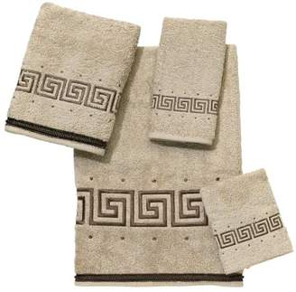 Avanti s Premier Athena Embroidered 4-Piece Decorative Towel Set