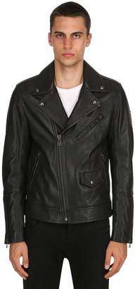 Belstaff Fenway Leather Jacket