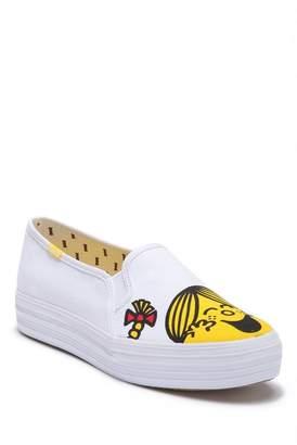Keds Little Miss Sunshine Slip-On Sneaker
