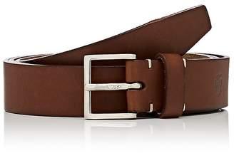 Felisi Men's Square-Buckle Leather Belt