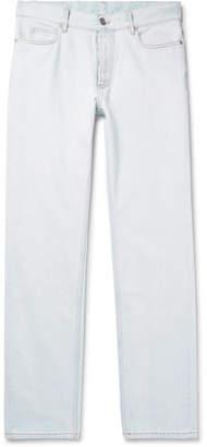 Maison Margiela Bleached Denim Jeans