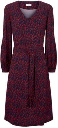 Claudie Pierlot Heart Print Dress