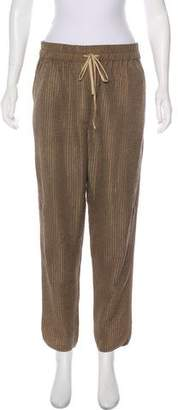 3.1 Phillip Lim Quilted Silk Pants