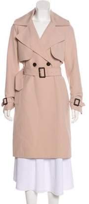 Diane von Furstenberg Margo Trench Coat