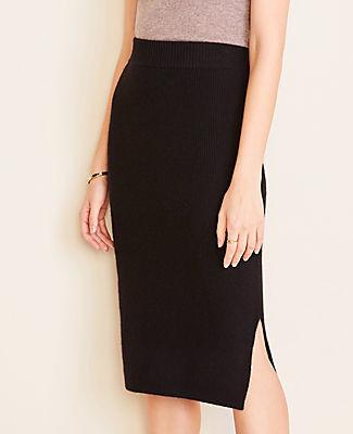 Ann Taylor Cashmere Skirt