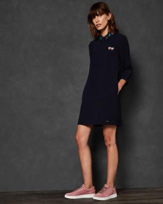 05bff64bd73 Ted Baker Shift Dress - ShopStyle UK
