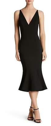 Dress the Population Isabelle Mermaid Midi Dress