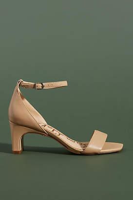 Sam Edelman Holmes Kitten-Heeled Sandals
