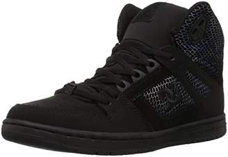 DC Women's Pure HIGH-TOP SE Skate Shoe