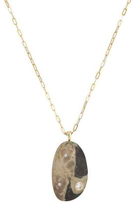 Cvc Stones Women's Harper Necklace - Gray