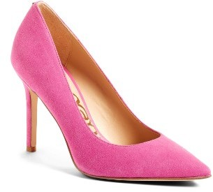 Women's Sam Edelman Hazel Pointy Toe Pump $119.95 thestylecure.com