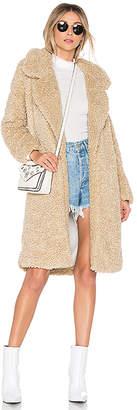 Tularosa Long Violet Coat