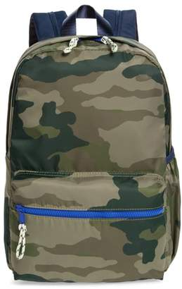 J.Crew crewcuts by Camo Backpack