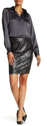 Insight Printed Scuba Skirt