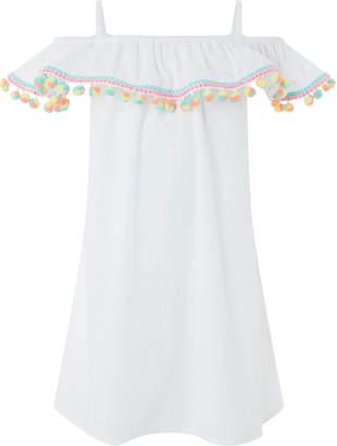 Accessorize Palermo Pom Pom Dress