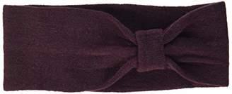 Pieces Women's Pcjarole Headband Noos Red Winetasting