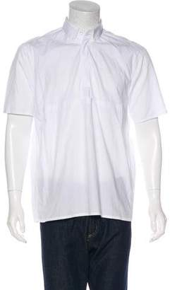 Kris Van Assche Short Sleeve Pullover Shirt w/ Tags