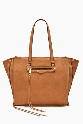 Rebecca Minkoff Always On Side Zip Regan Tote