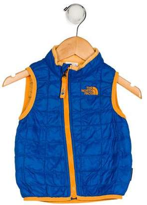 The North Face Boys' Quilted Vest