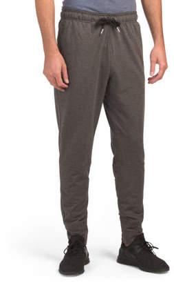 Fleece Joggers With Back Pocket
