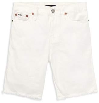 Ralph Lauren Boys' Denim Shorts - Big Kid