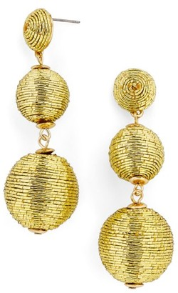 Women's Baublebar Crispin Drop Earrings $52 thestylecure.com