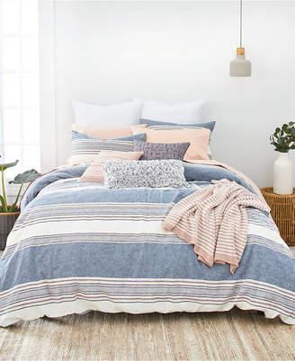 Splendid Tuscan Stripe Full/Queen Comforter Set Bedding