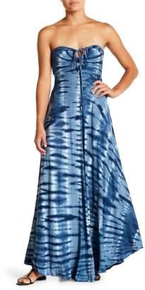 Tiare Hawaii Georgia Convertible Maxi Dress