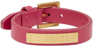 Versace Pink Love Bracelet