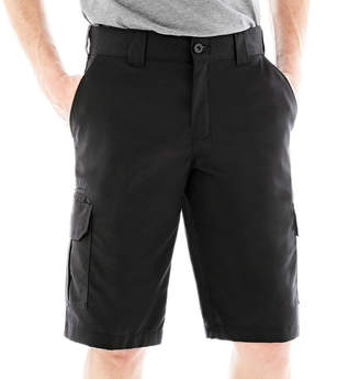 Dickies Relaxed-Fit Cargo Twill Shorts