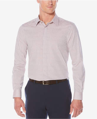 Perry Ellis Men's Printed Dress Shirt
