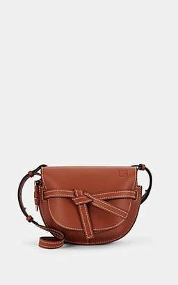 Loewe Women's Gate Small Leather Shoulder Bag - Brown