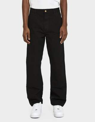Carhartt Wip Double Knee Pant in Black