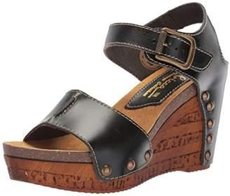 Sbicca Women's Brella Wedge Sandal