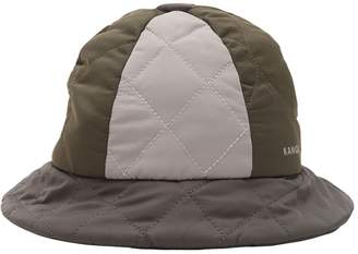 Kangol QUILTED COLOR BLOCK BUCKET HAT