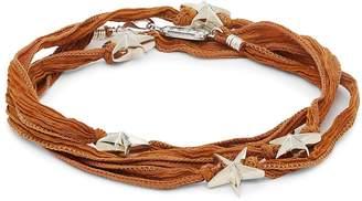 King Baby Studio Men's Star Wrap Bracelet