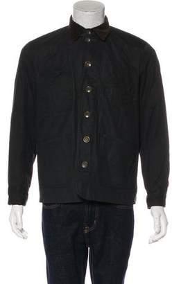 Rag & Bone Woven Chore Jacket