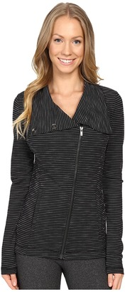 Lucy Hatha Jacket $128 thestylecure.com