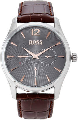 HUGO BOSS 1513490 Two-Tone Command Watch