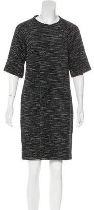 Humanoid Knit Knee-Length Dress