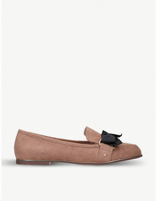 Kurt Geiger Mable suede loafers