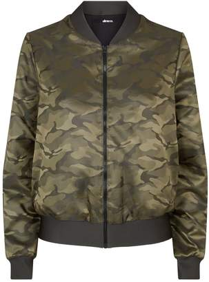 ULTRACOR Camouflage Stealth Bomber Jacket