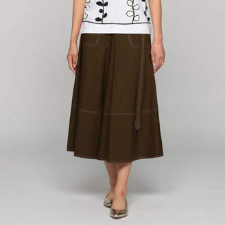 Marni (マルニ) - Marni Cotton Poplon Skirt